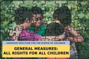 Children's Rights in Canada