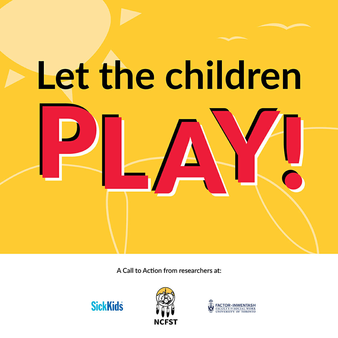 CCRC Endorses 'Let the Children Play' Call to Action